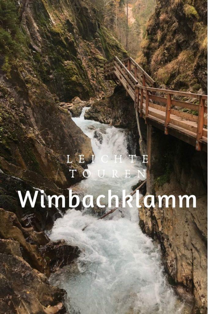 Wimbachklamm merken - mit diesem Pin auf Pinterest