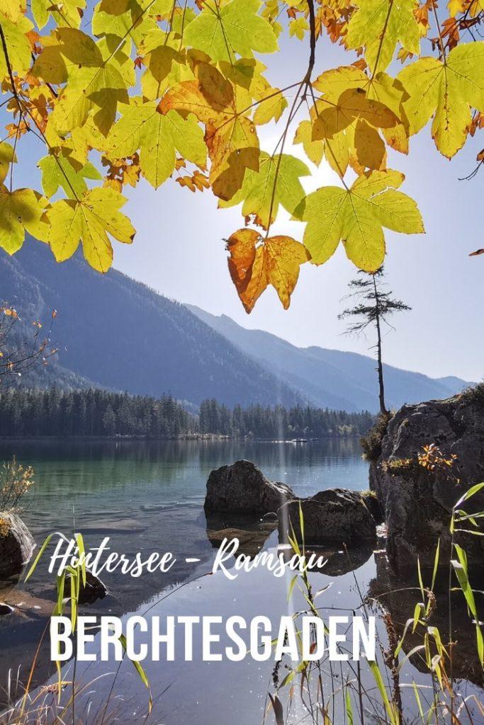 Hintersee Ramsau - Tipp für deinen Trip in die Alpen
