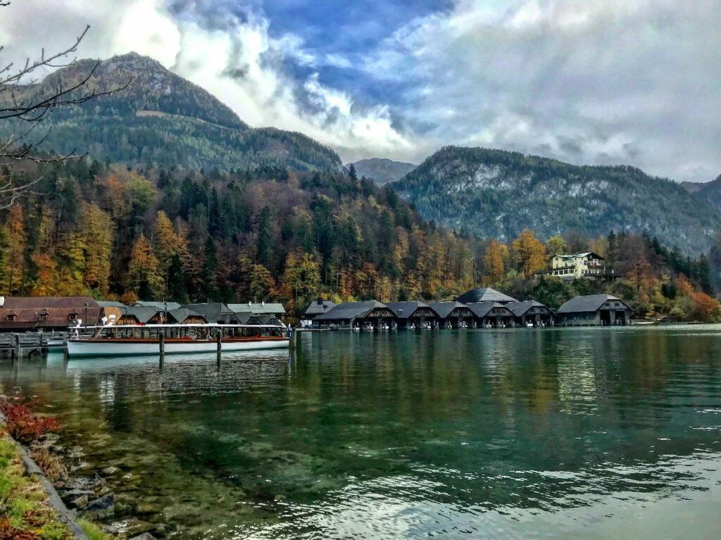 Berchtesgaden Sehenswürdigkeiten: Der Königssee