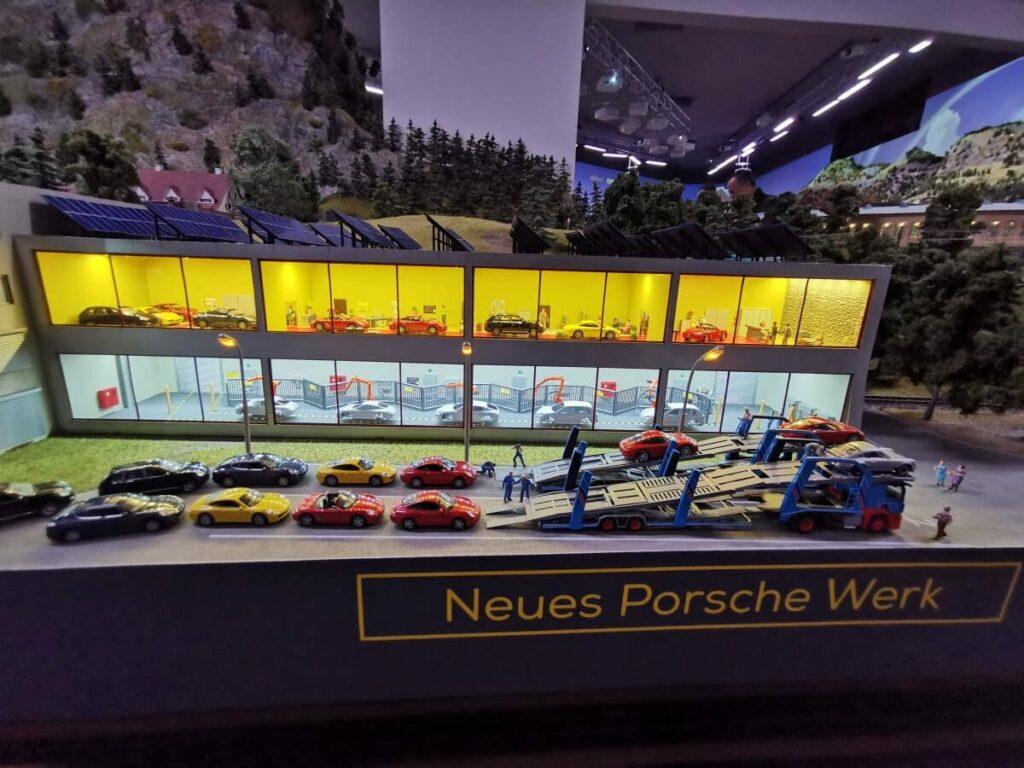 Eine der Top Berchtesgaden Sehenswürdigkeiten - das Hans Peter Porsche Traumwerk