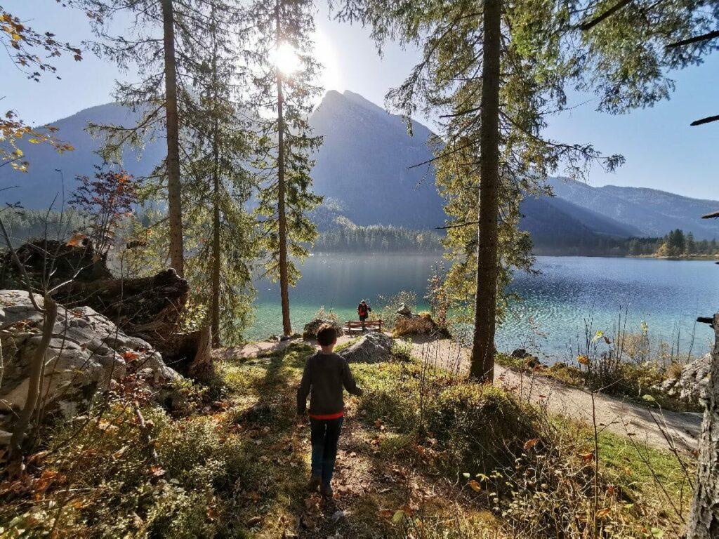 Nutze eine gute Berchtesgadener Land Karte - und finde diese traumhaften Plätze!