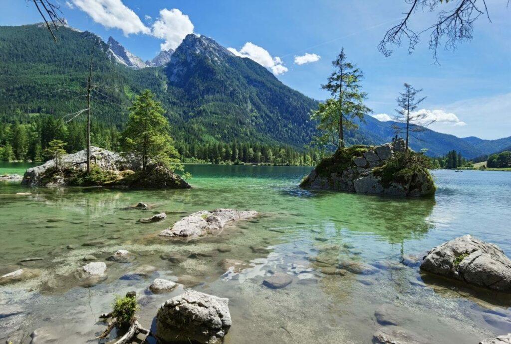 Einer der schönsten Plätze in Bayern: Der Zauberwald Ramsau bei Berchtesgaden